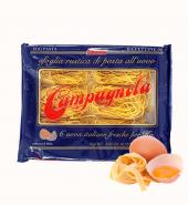 Паста на свежих яйцах и муке твердых сортов пшеницы Баветтини 250 гр