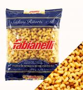 Паста Седани Риторти из твердых сортов пшеницы 500 гр Fabianelli