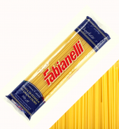 Паста Спагетти  из твердых сортов пшеницы 100% итальянское зерно Fabianelli 500гр. Диаметр №6
