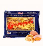 Паста на свежих яйцах Паппарделле 100% итальянское зерно 250гр Fabianelli