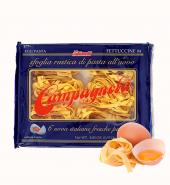 Паста на свежих яйцах Феттуччини 250гр Fabianelli