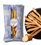 Итальянский хлеб палочки гриссини с луком Crifill. 200 гр Ручная работа
