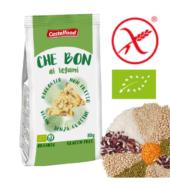 Мини хлебцы Che Bon черная фасоль, красная чечевица, горошек, кукуруза 80гр, БЕЗ ГЛЮТЕНА