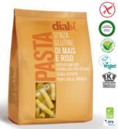 Паста Маккерони из кукурузы и риса  Без глютена Dialsi 400гр. Без глютена